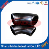 Aço Carbono 45/90 / 180 graus da tubulação Bend e Elbow Made in China