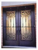 優秀な品質の振動鋼鉄機密保護の鉄のドア