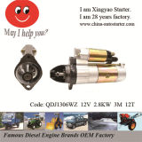5-20HP 4 Wheel Tractor Used Diesel Engine Reduction Starter