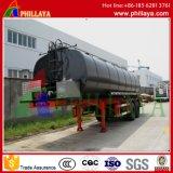 3 dos eixos 27m3- 57m3 do betume do petroleiro tanque do reboque/asfalto Semi