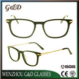 Última Venda por grosso de óculos óculos de acetato de vidros ópticos Frame