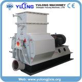 A Norma CE biomassa altamente eficiente de moinho de martelo de esmagamento de Palha