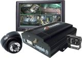 Bus Standalone Network Mobile DVR con il GPS 3G