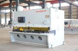 Machine de cisaillement de guillotine haute économie QC11y 8X3200