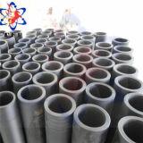 La calidad del tubo de Nylon poliamida Color negro.