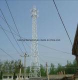 Il TUFFO caldo ha galvanizzato la torretta della via di tre Tubr della comunicazione