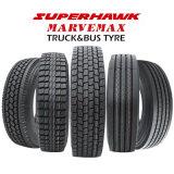 Pneumatico resistente del camion del pneumatico radiale del camion di Superhawk 9.00r20