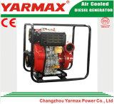 Pompe à eau diesel Yarmax à 3 pouces avec démarrage électrique