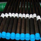 Tubi d'acciaio di UL/FM ASTM A795 Sch10 dello spruzzatore nero di protezione antincendio