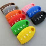 Silikon-Auto-Schlüssel-Deckel-Fallfob-Gummi für Tasten-Station-Schlüssel der Nissan- Altimamaximum-Auto-Zubehör-4