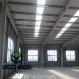 Edificio de la estructura de acero para el taller/el almacén