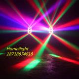 4PCS x 8 свет луча глаз X12W Moving головной для штанги ночного клуба этапа DJ/