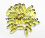 중국 공급자, 최고 가격 연어 살빛 어유/어유 캡슐 또는 Softgel 의 GMP 공장, Omega 3