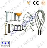 Pièces de levage concrètes d'attache de câble métallique d'accessoires