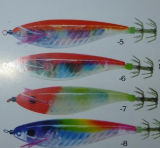 New Transparent Squid Jig (S-98)