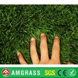 25 milímetros de grama artificial resistente para ajardinar