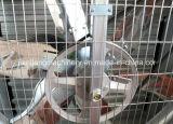 Ventilatore centrifugo in opposizione di ventilazione