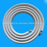 4 Meter Isolierungs-Kupfer-Rohr-für Riss Wechselstrom