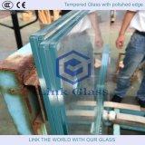 Vetro ed acquazzoni della serra di vetro con vetro Tempered