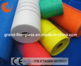 Filet de fibre de verre enduit résistant aux alcalis