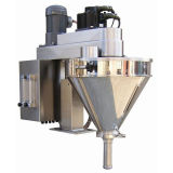 Empaquetadora vertical para el polvo de la soja del fertilizante químico