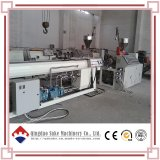 Máquina de la protuberancia del tubo doble del PVC con CE y la ISO