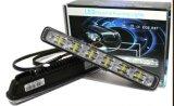 luz Running Daytime do diodo emissor de luz de 12V 6W 10000k