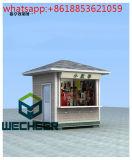 Uma caixa de sentinela modular da história vertida/quiosque/cabine
