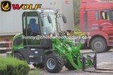 Zl08 poderoso Radlader 800kg para a venda