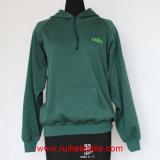 Вышивкой логотипа, повседневный пиджак, шероховатый флис худи для взрослых
