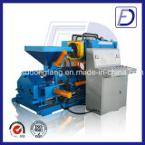 Vertical briquetas máquina Prensa del Carbón metal Virutas Prensa Chatarra