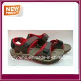 Zapatos de la sandalia de los colores rojos para la venta
