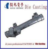 La parte di metallo su ordine della lega di alluminio la pressofusione
