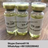 Botella líquida del frasco de la testosterona del polvo al por mayor del propionato para la inyección