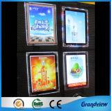 LED Ultra Thin Crystal Light Frame (crystal panneau lumineux)