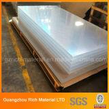 MDFのための明確なプラスチックアクリルシートのプレキシガラスPMMAの風防ガラスのボード