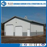 Fabricación y erección de los edificios del acero estructural para las plantas minerales e industriales, talleres, almacenes
