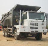 Погрузчик HOWO HOWO добычи полезных ископаемых 70 тонн самосвал