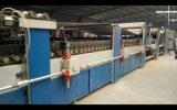 Cartón corrugado hoja que forma la máquina