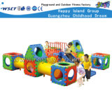 子どもだましのゲームの当惑の球のプラスチック装置(M11-09601)