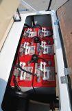 14 сиденья работает от батареи тележки
