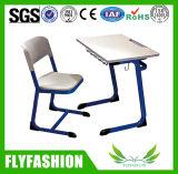 [هوتسل] [غود قوليتي] تجاريّة قاعة الدرس أثاث لازم مدرسة مكتب وحيد مع كرسي تثبيت ([سف-58س])