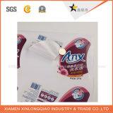Kundenspezifisches wasserdichtes Fabrik-Preis-Leerzeichen aufgetragene Polyester-Aufkleber