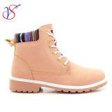 Работа 2016 новая женщин впрыски типа Boots ботинки для работы (ПИНК SVWK-1609-020)