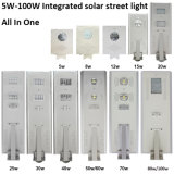 1つの統合されたLEDの太陽通りの庭ライトの20W 30Wすべて