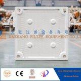 Placa de filtro de alta pressão da imprensa de filtro hidráulico