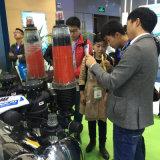 Fetta superiore della pila del filtro a disco di trattamento delle acque