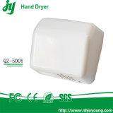 Modèle plastique Séchoir à main automatique Blanc