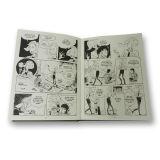 高品質のハードカバーの漫画本の喜劇的なハードカバー本の印刷