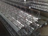 Feuille de Decking d'armature de barre en acier pour la construction élevée